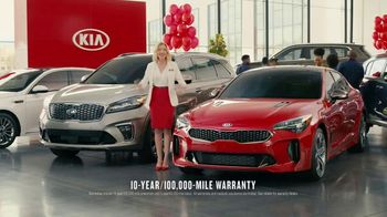 Kia Summer Sales Event TV Spot, 'Exciting Time' [T2] - Thumbnail 4