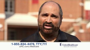 UnitedHealthcare Medicare Advantage TV Spot, 'Strong Team Supporting Me' Featuring Franco Harris - Thumbnail 10