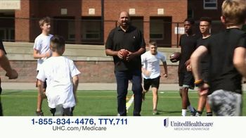 UnitedHealthcare Medicare Advantage TV Spot, 'Strong Team Supporting Me' Featuring Franco Harris - Thumbnail 6