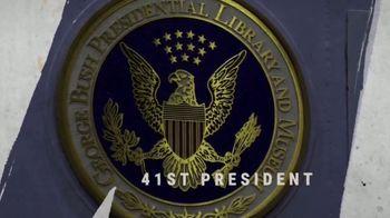 Union Pacific Railroad TV Spot, 'The George Bush Locomotive' - Thumbnail 4