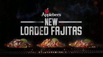 Applebee's Loaded Fajitas TV Spot, 'Can't Get Enough' Song by Barry White - Thumbnail 9