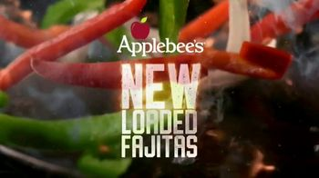 Applebee's Loaded Fajitas TV Spot, 'Can't Get Enough' Song by Barry White - Thumbnail 1