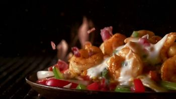 Applebee's Loaded Fajitas TV Spot, 'Can't Get Enough' Song by Barry White