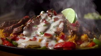 Applebee's Loaded Fajitas TV Spot, 'Can't Get Enough' Song by Barry White - Thumbnail 7