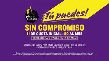 Planet Fitness TV Spot, 'Sin compromiso: 14 de mayo' [Spanish] - Thumbnail 9
