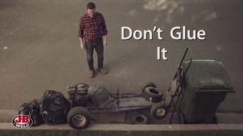 J-B Weld TV Spot, 'Go-Kart: When Strength Really Matters' Featuring Nick Offerman - Thumbnail 2