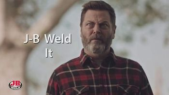 J-B Weld TV Spot, 'Go-Kart: When Strength Really Matters' Featuring Nick Offerman - 533 commercial airings