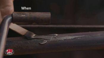J-B Weld TV Spot, 'Go-Kart: When Strength Really Matters' Featuring Nick Offerman - Thumbnail 4
