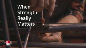 J-B Weld TV Spot, 'Go-Kart: When Strength Really Matters' Featuring Nick Offerman - Thumbnail 5