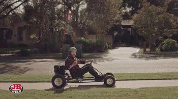 J-B Weld TV Spot, 'Go-Kart: When Strength Really Matters' Featuring Nick Offerman - Thumbnail 7