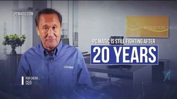 PCMatic.com TV Spot, 'Targeted Ransomware Attacks' - Thumbnail 4