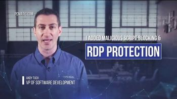 PCMatic.com TV Spot, 'Targeted Ransomware Attacks' - Thumbnail 6
