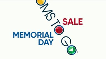 Rooms to Go Memorial Day Sale TV Spot, 'Two-Piece Sectional' - Thumbnail 2