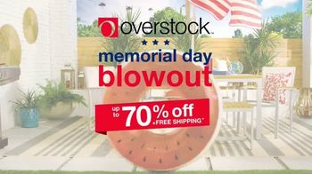 Overstock.com Memorial Day Blowout TV Spot, '20 Percent off Area Rugs' - Thumbnail 2