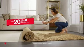 Overstock.com Memorial Day Blowout TV Spot, '20 Percent off Area Rugs' - Thumbnail 6