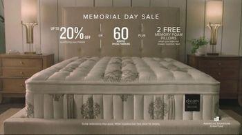 American Signature Furniture Memorial Day Sale TV Spot, 'Dream Mattress Studio' - Thumbnail 7
