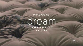 American Signature Furniture Memorial Day Sale TV Spot, 'Dream Mattress Studio' - Thumbnail 2