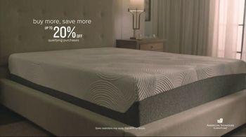 American Signature Furniture Memorial Day Sale TV Spot, 'Dream Mattress Studio' - Thumbnail 3