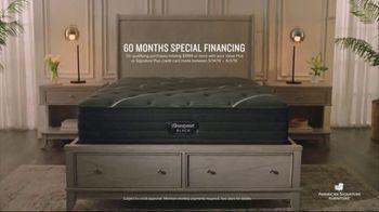 American Signature Furniture Memorial Day Sale TV Spot, 'Dream Mattress Studio' - Thumbnail 4