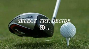 Global Golf TaylorMade Week TV Spot, 'U-try'