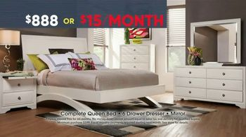Rooms to Go Memorial Day Sale TV Spot, 'Contemporary Bedroom' - Thumbnail 5