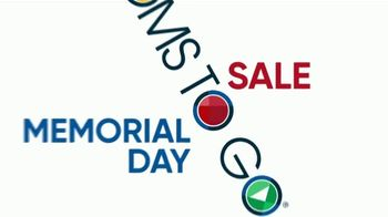 Rooms to Go Memorial Day Sale TV Spot, 'Six Piece Reclining Sectional' - Thumbnail 2