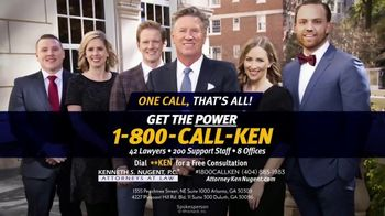 Kenneth S. Nugent: Attorneys at Law TV Spot, 'Making the Right Choice' - Thumbnail 9