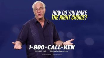 Kenneth S. Nugent: Attorneys at Law TV Spot, 'Making the Right Choice' - Thumbnail 7