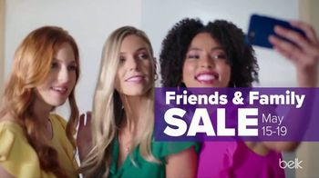 Belk Friends and Family Sale TV Spot, 'Kick It Up' - Thumbnail 3
