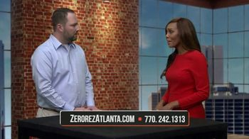 Zerorez TV Spot, 'Three Rooms Plus a Hallway: A Zerorez Clean'