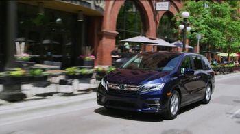 2019 Honda Odyssey LX TV Spot, 'Better Value' [T2] - Thumbnail 2