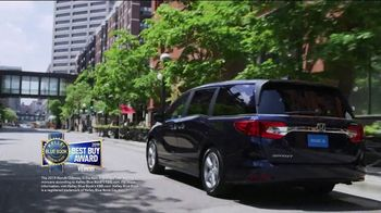 2019 Honda Odyssey LX TV Spot, 'Better Value' [T2] - Thumbnail 5