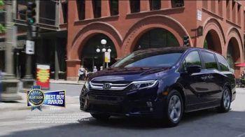2019 Honda Odyssey LX TV Spot, 'Better Value' [T2] - Thumbnail 6