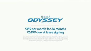 2019 Honda Odyssey LX TV Spot, 'Better Value' [T2] - Thumbnail 7