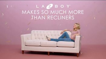 La-Z-Boy Memorial Day Sale TV Spot, 'Confetti' Featuring Kristen Bell - Thumbnail 2