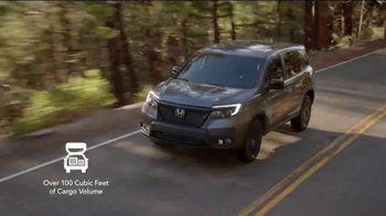 2019 Honda Passport TV Spot, 'Better Features' [T2] - Thumbnail 4