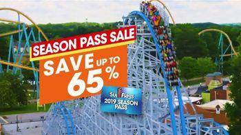 Six Flags Season Pass Sale TV Spot, 'Upgrade to Gold' - Thumbnail 5