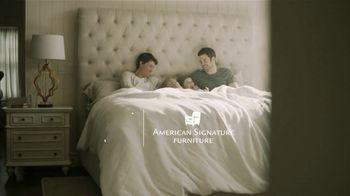 American Signature Furniture Dream Mattress Studio TV Spot, 'Mattress Sets' - Thumbnail 1