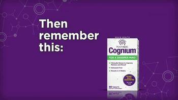 Natrol Cognium TV Spot, 'Remember This' - Thumbnail 4