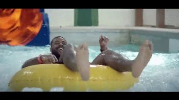 Great Wolf Lodge Summer Camp-In TV Spot, 'Go for the Moment' - Thumbnail 7