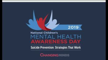 SAMHSA TV Spot, '2019 National Children's Mental Health Awareness Day' - Thumbnail 4