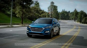 2019 Hyundai Tucson TV Spot, 'Make Blind-Spots Less Blind' [T2] - Thumbnail 1