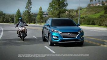 2019 Hyundai Tucson TV Spot, 'Make Blind-Spots Less Blind' [T2] - Thumbnail 3