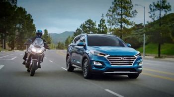 2019 Hyundai Tucson TV Spot, 'Make Blind-Spots Less Blind' [T2]