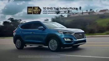 2019 Hyundai Tucson TV Spot, 'Make Blind-Spots Less Blind' [T2] - Thumbnail 5