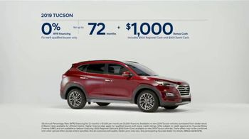 2019 Hyundai Tucson TV Spot, 'Make Blind-Spots Less Blind' [T2] - Thumbnail 6