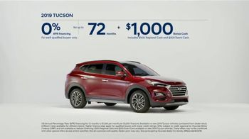2019 Hyundai Tucson TV Spot, 'Make Blind-Spots Less Blind' [T2] - Thumbnail 7