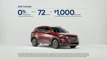 2019 Hyundai Tucson TV Spot, 'Make Blind-Spots Less Blind' [T2] - Thumbnail 8