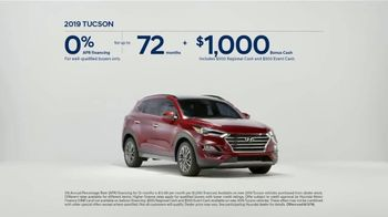 2019 Hyundai Tucson TV Spot, 'Make Blind-Spots Less Blind' [T2] - Thumbnail 9