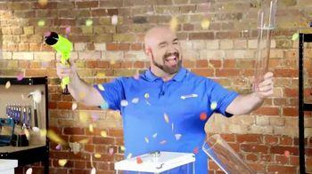 Pipe Blaster TV Spot, 'The Power of Pressurized Air'